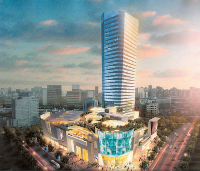 上海卢湾区_上海卢湾区65号地块发展项目