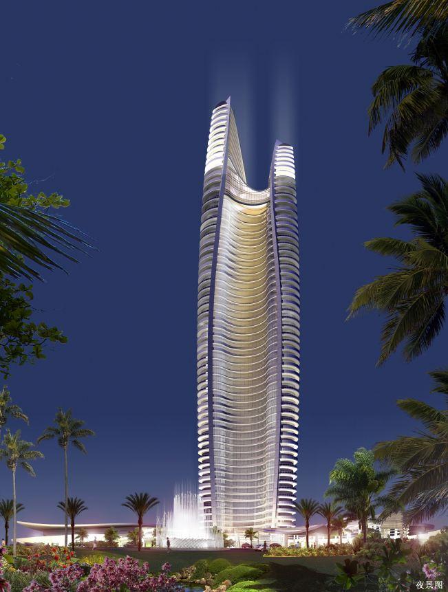 作为海南国际旅游岛战略的重要组成部分,三亚亚特兰蒂斯酒店及
