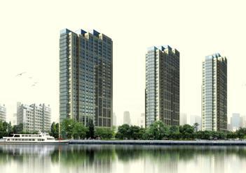 上海浦东国信兴江海景园    服务范围 : 全过程造价管理及招标代理